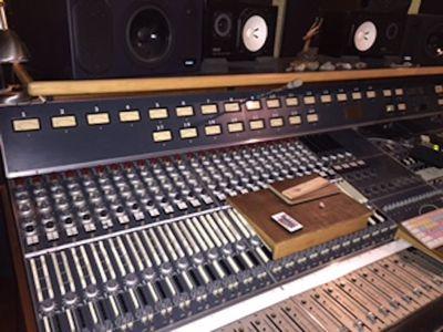 Neve 8038 Recording Console (Vintage)   Soniccircus com